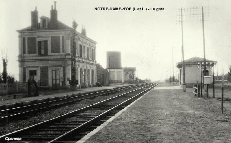Gare de La Membrolle-sur-Choisille (PK 246,8) 14694310