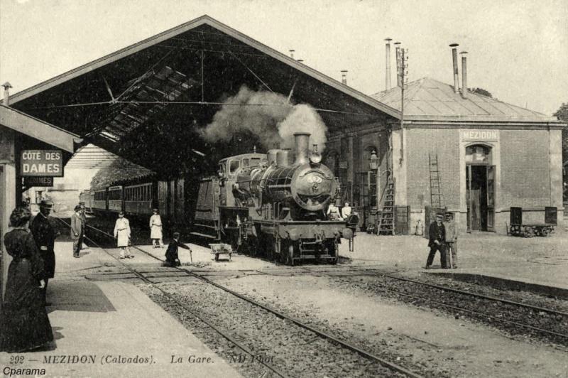 Gare de Mézidon (PK 142,4) - (PK 215,5) 14770311