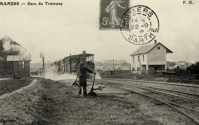 Tramways de la Sarthe - Page 2 14771210