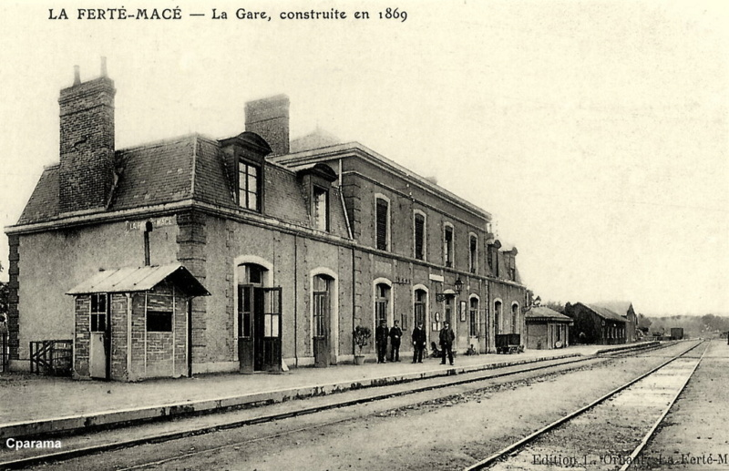 Ligne de Briouze à Couterne 14848111