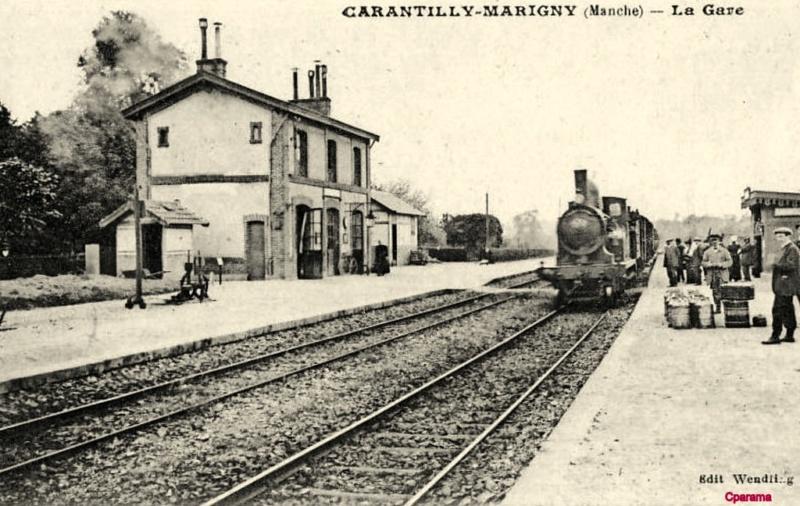 Gare de Carantilly - Marigny (PK 31,8) 15050310