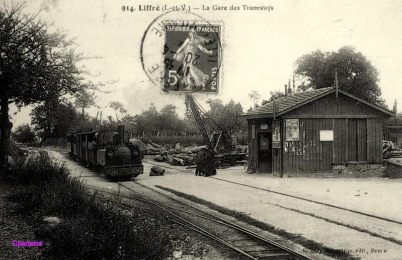 Tramways d'Ille-et-Vilaine (TIV) 15158311