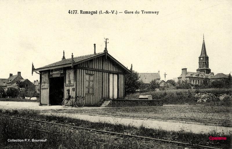 Tramways d'Ille-et-Vilaine (TIV) 15172110