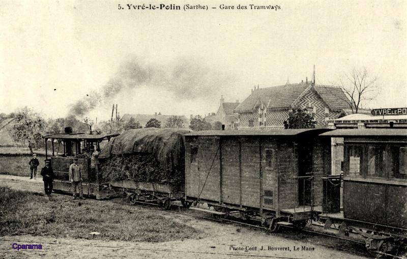 Tramways de la Sarthe 15210110