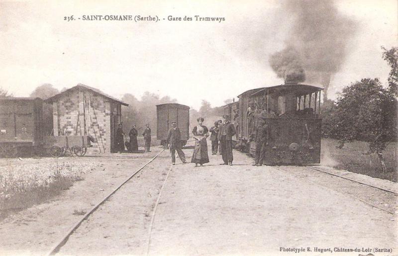 Tramways de la Sarthe - Page 2 15495510