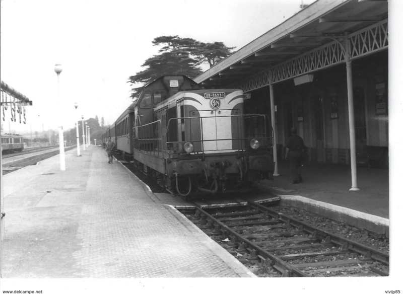 Gare de Pornic (PK 29,7) 196910