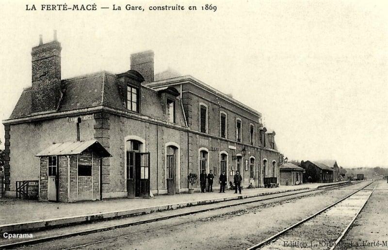 [61] Gares de l'Orne 19748410