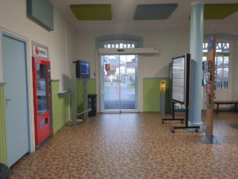 Gare de Pornic (PK 29,7) 20200110