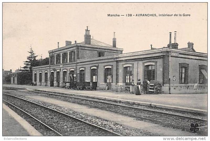 Gare d'Avranches (PK 93,9) 209_0010