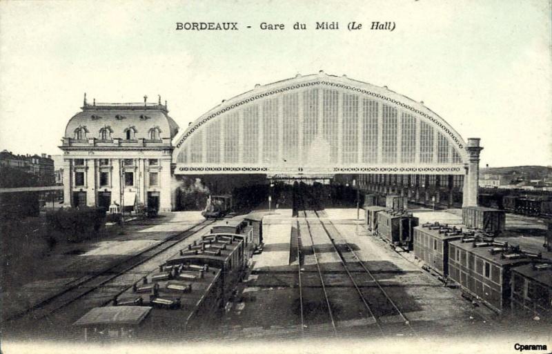 Gare de Bordeaux-Saint-Jean (PK 583,8) 222