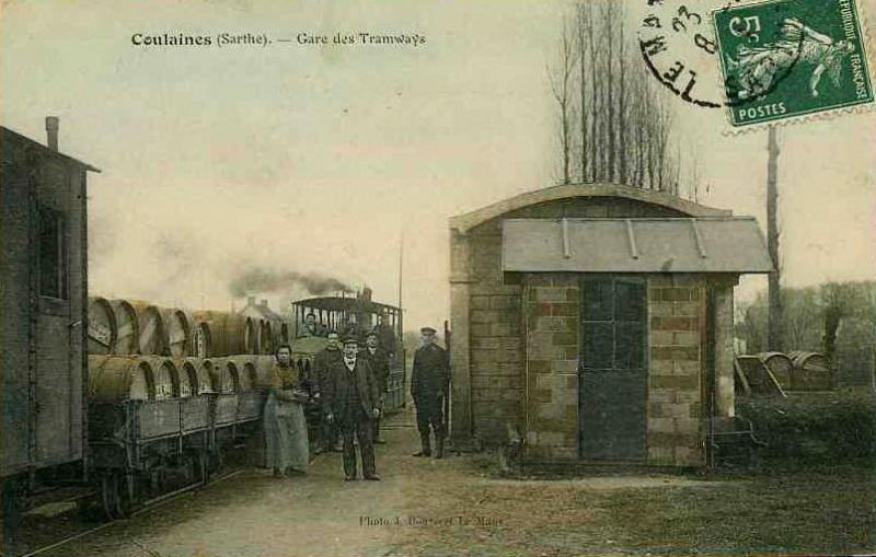 Tramways de la Sarthe 2338910