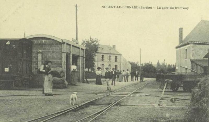Tramways de la Sarthe - Page 2 2394010