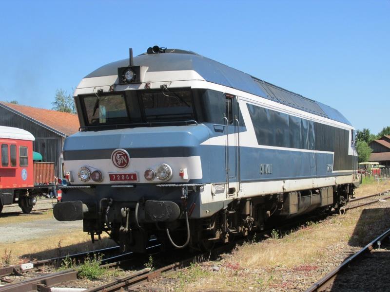 Locomotives  CC 72000 49049911