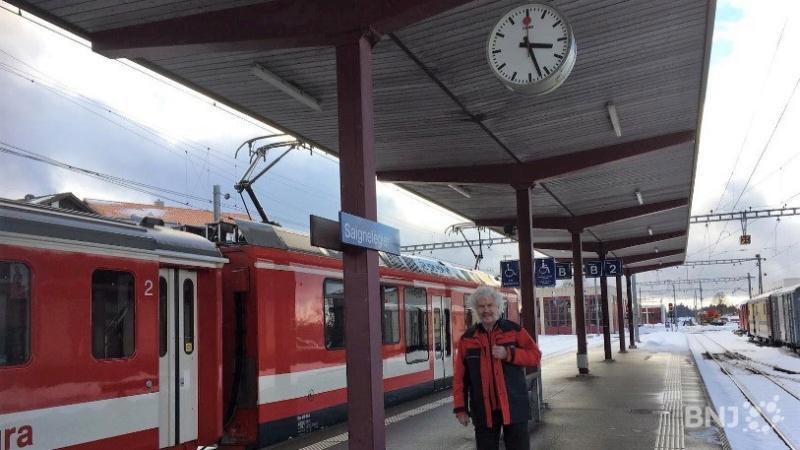 [Suisse] SBB CFF FFS 54583610