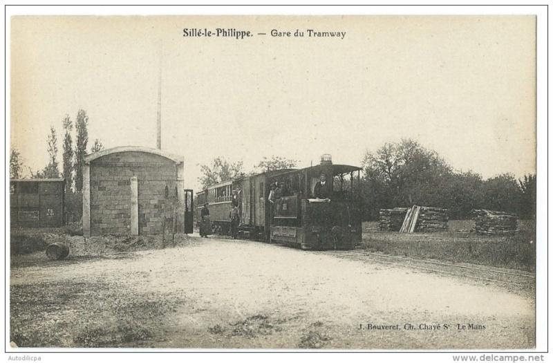 Tramways de la Sarthe 575_0010