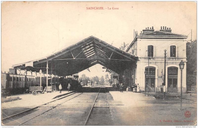 Gare de Saincaize (PK 291,8) - (PK 263,6)  577_0010