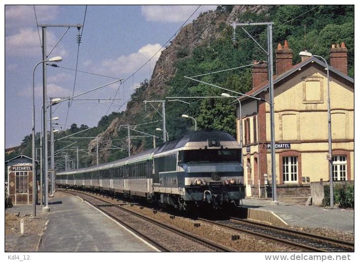 Gare de Pléchâtel (PK 403,1)  710_0011