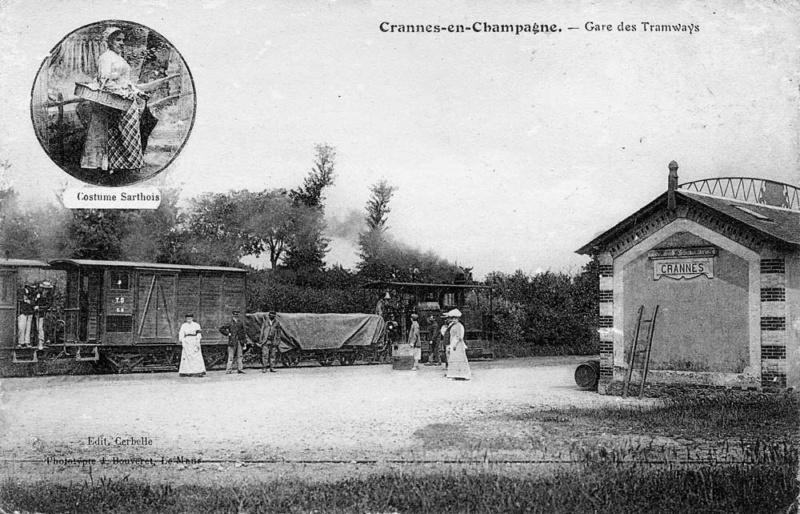 Tramways de la Sarthe - Page 2 76_cra10