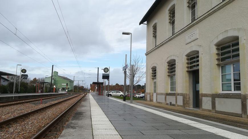 Gare de Nort-sur-Erdre (PK 456,5) 870x4107