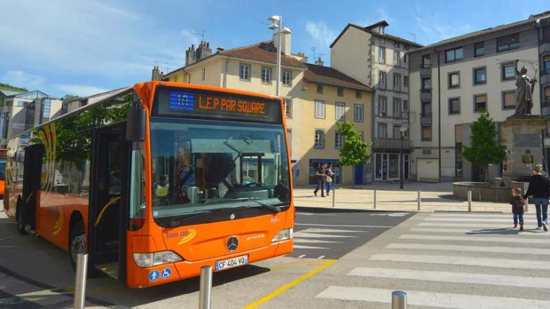 [Communauté d'agglomération du Bassin d'Aurillac] Réseau TRANS'CAB 870x4127