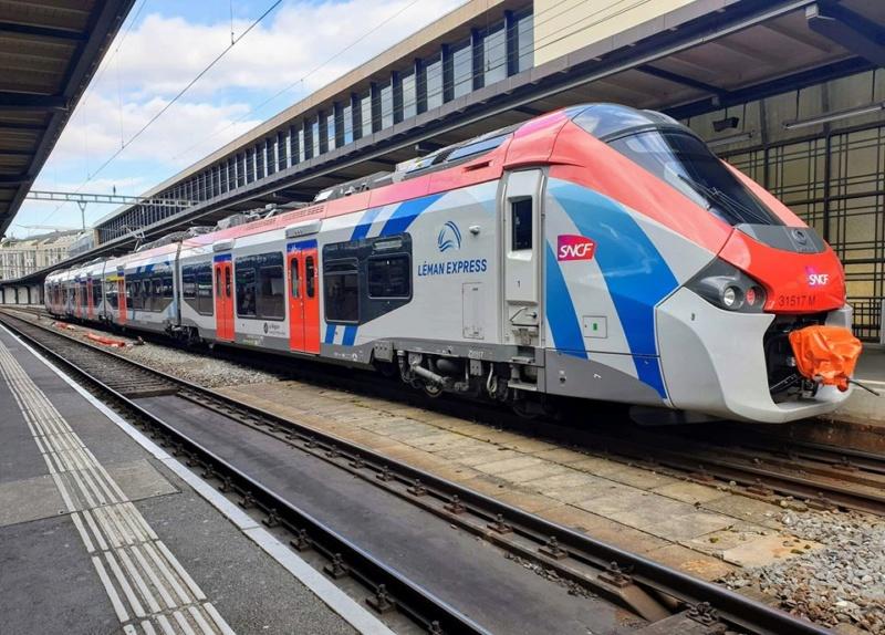 Léman Express (Haute-Savoie/Ain/Suisse) 89550810