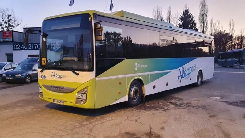 [Pays de la Loire] Réseau régional transport en commun Aléop Alzoop10