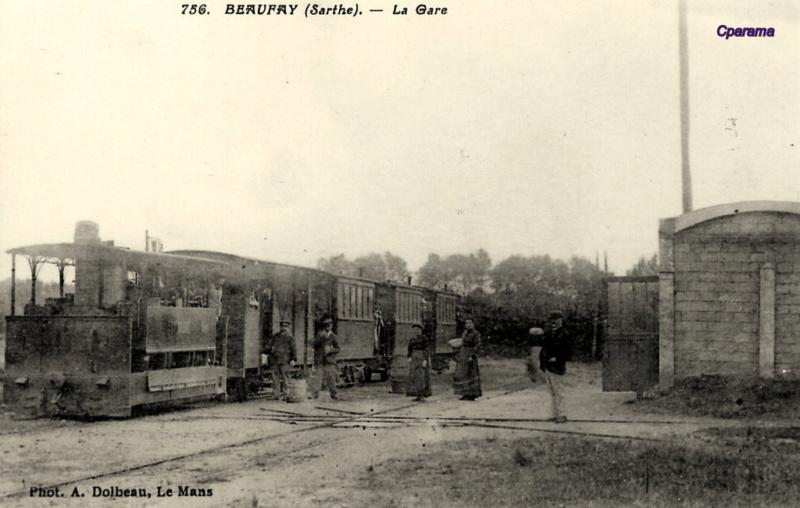 Tramways de la Sarthe Beaufa10