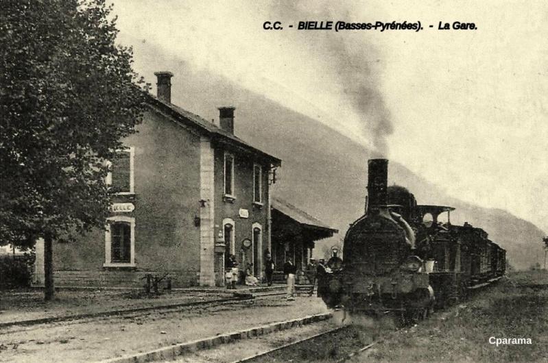 [64] Gares des Pyrénées-Atlantiques Bielle10