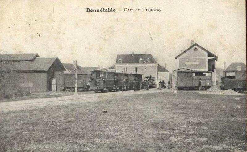 Tramways de la Sarthe - Page 2 Bonnzo10