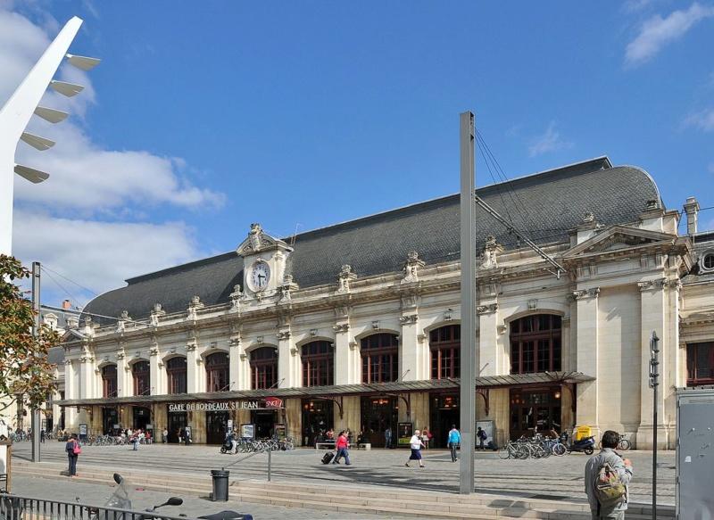 Gare de Bordeaux-Saint-Jean (PK 583,8) Bordea12
