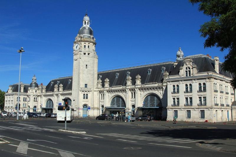 Gare de La Rochelle-Ville (PK 179) Bzetim10