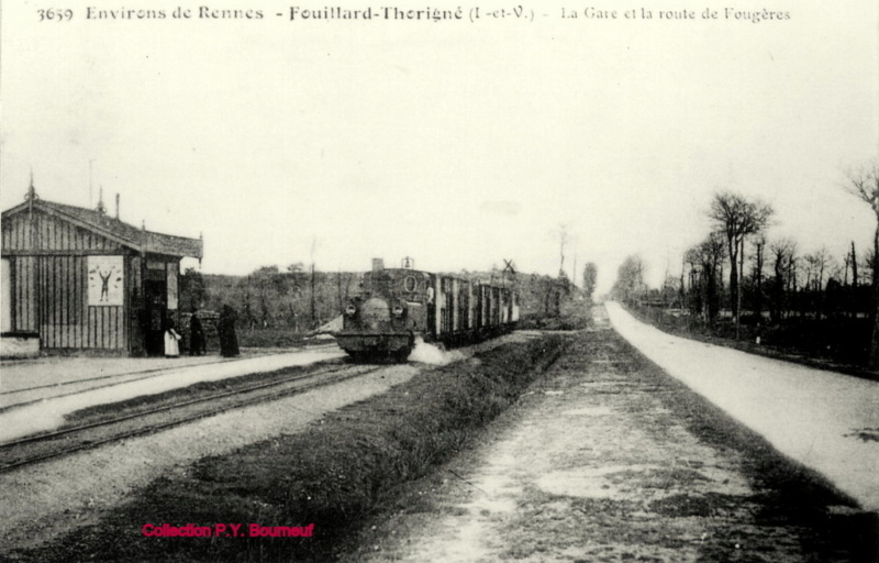 Tramways d'Ille-et-Vilaine (TIV) Fouill10