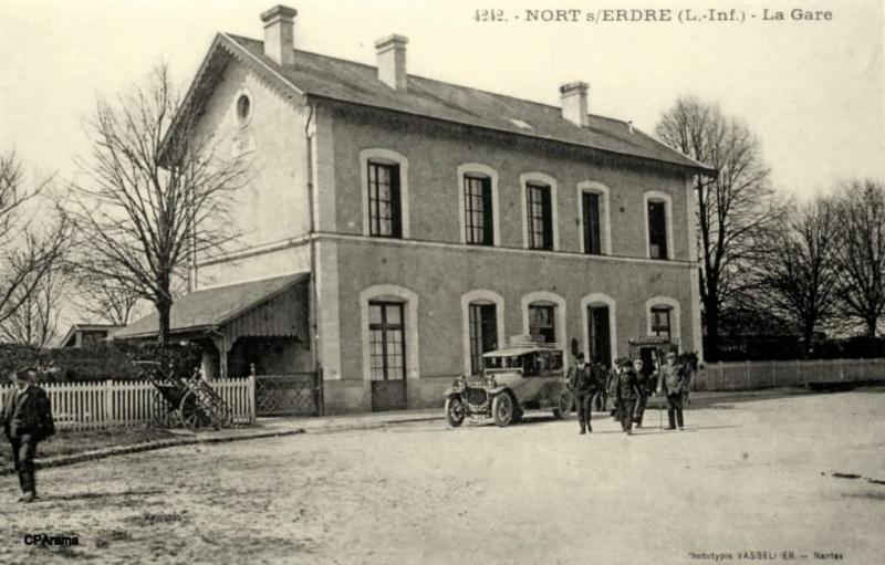 Gare de Nort-sur-Erdre (PK 456,5) G110
