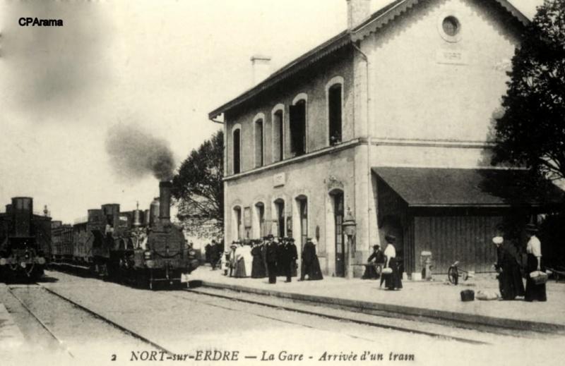 Gare de Nort-sur-Erdre (PK 456,5) G210