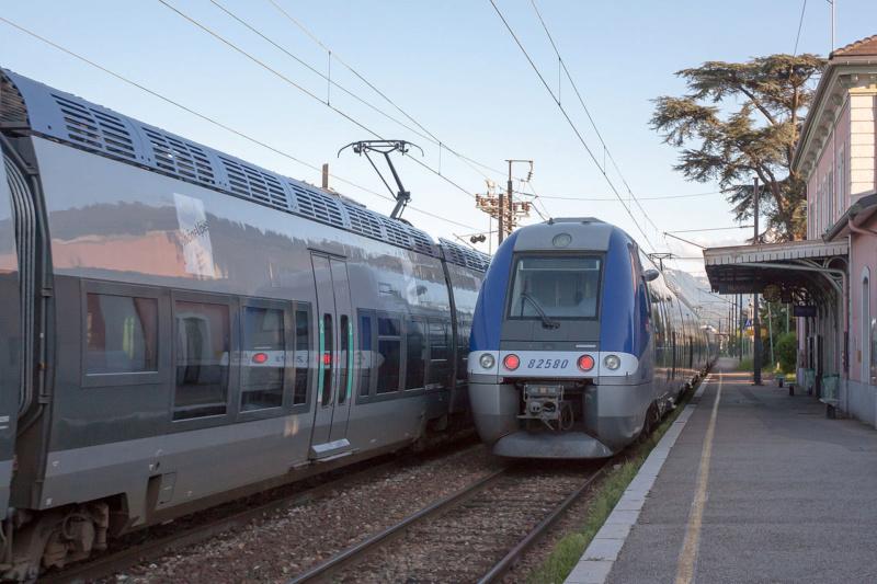 Ex - Région du Sud-Est  Gare_d10