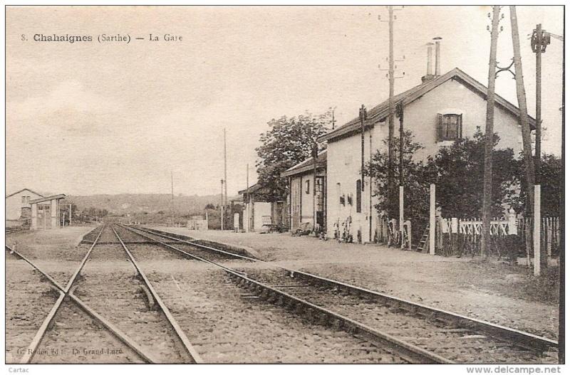 Sarthe - Page 3 Gare_d17