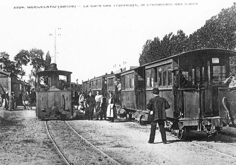 Tramways de la Sarthe Guycyl10