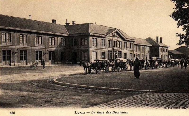 Gare de Lyon-Brotteaux (PK 506,8) - (PK 5,7) Lyon_g10