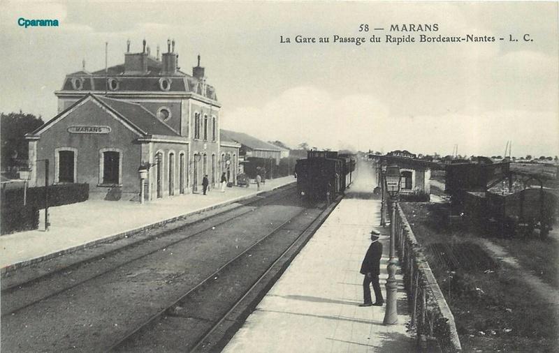 Gare de Marans PK (155,5) Marans10