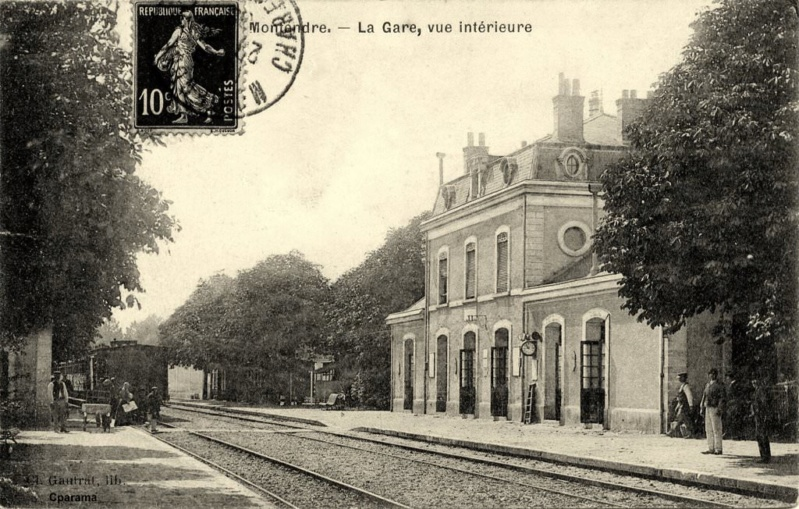 Gare de Montendre (PK 555,9) Monten11