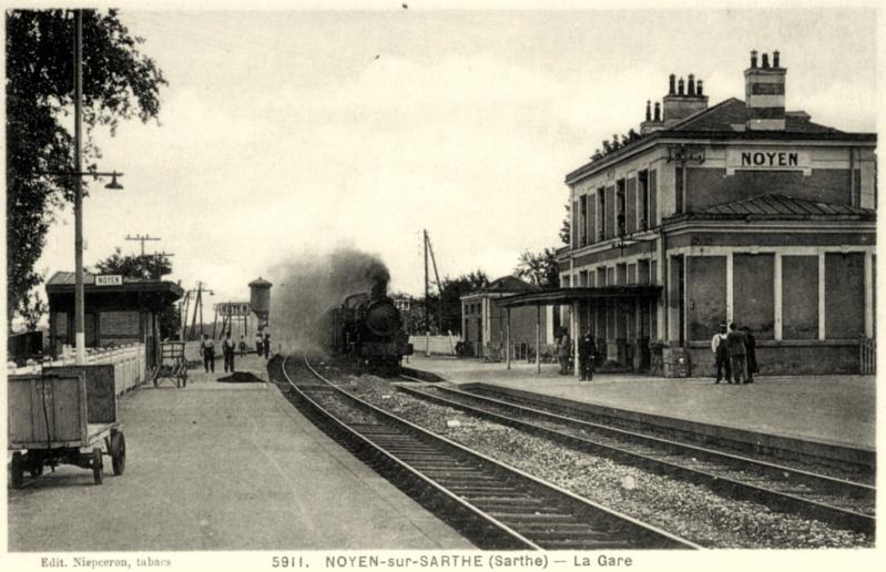 Gare de Noyen-sur-Sarthe (PK 239,3) N310