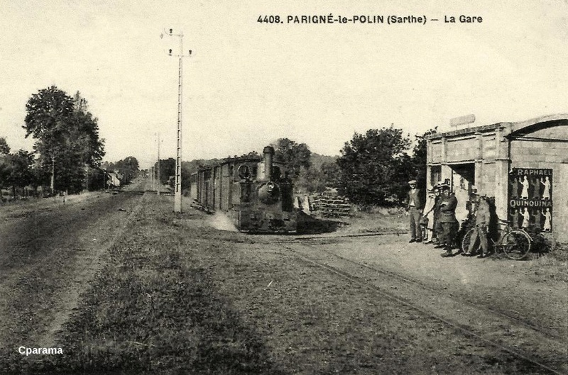 Tramways de la Sarthe P110