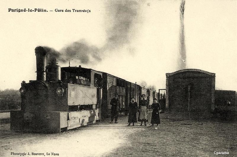 Tramways de la Sarthe P210