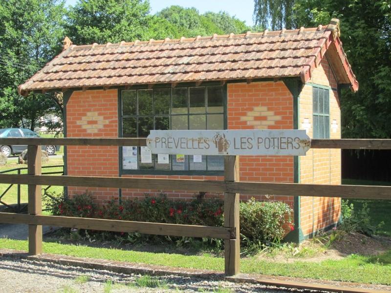 Gare de Connerré-Beillé (PK 186,7) P310