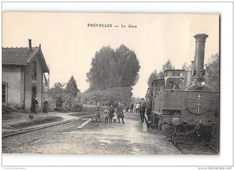 Gare de Connerré-Beillé (PK 186,7) P410