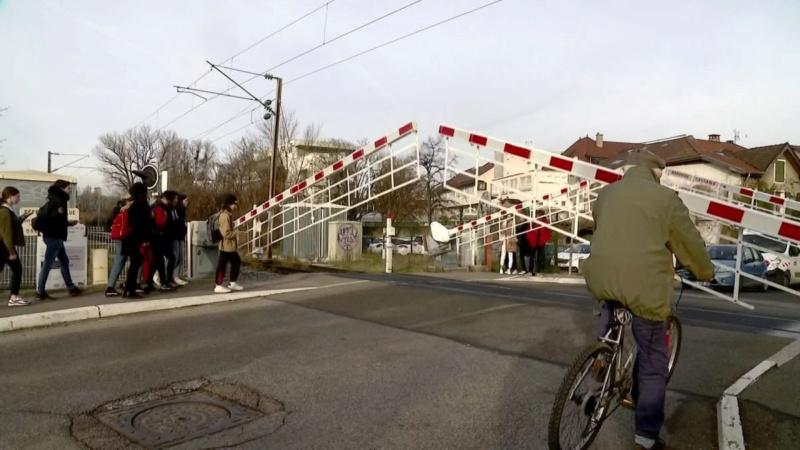 Léman Express (Haute-Savoie/Ain/Suisse) Passag10