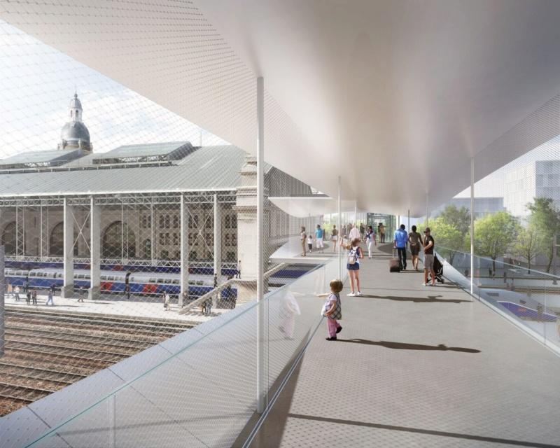 Gare de La Rochelle-Ville (PK 179) Passer10