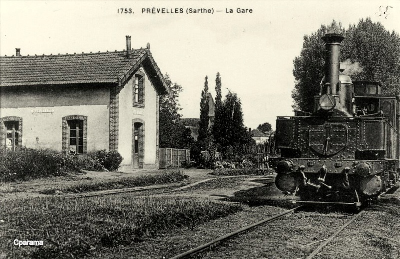 Gare de Connerré-Beillé (PK 186,7) Przove10