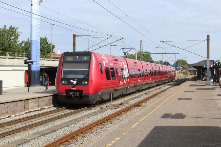 Royaume du Danemark S-tog_11