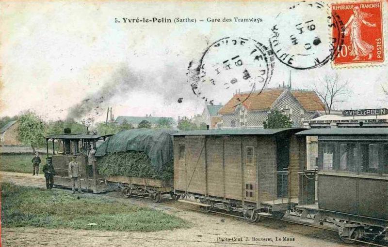 Tramways de la Sarthe Sans-t10